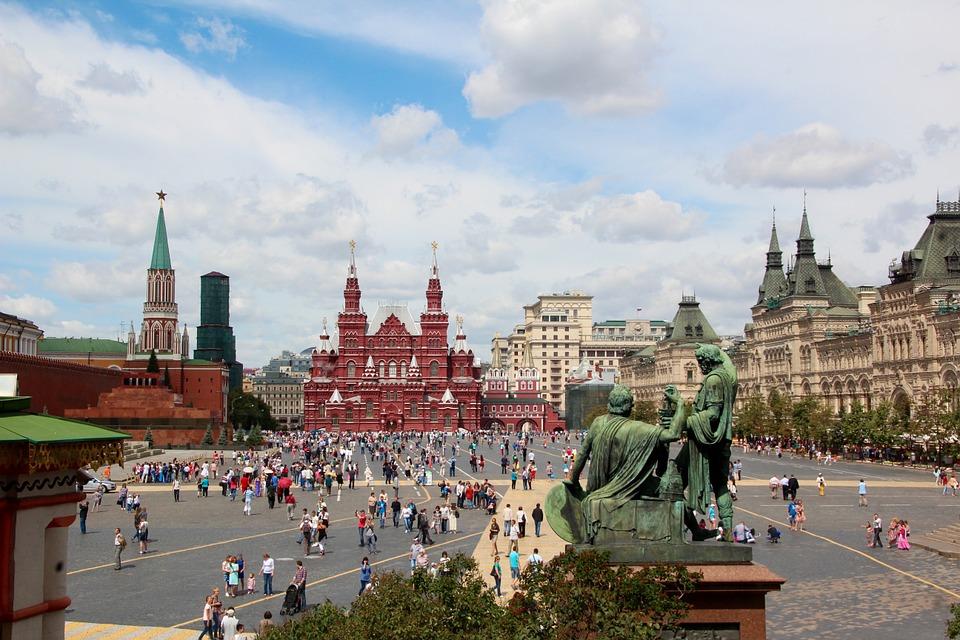 La plaza roja de Moscú: un poco más de su historia