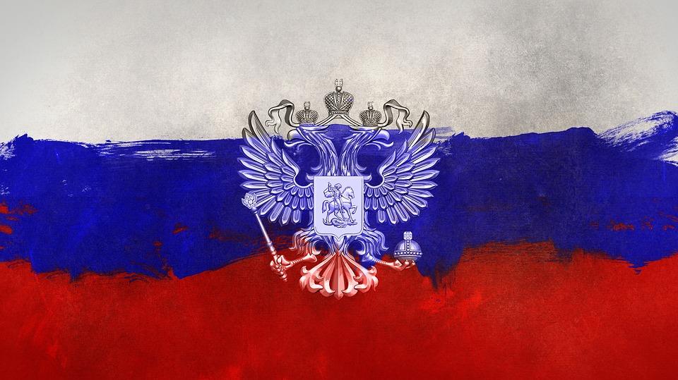 Curiosidades de la bandera y el escudo de Rusia