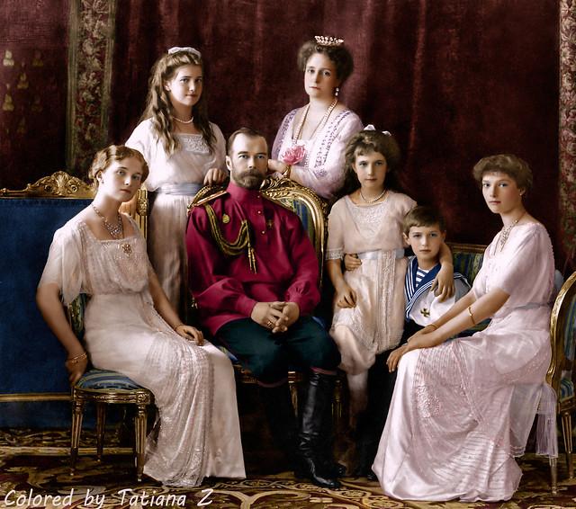 Influencia de la familia Romanov en la cultura rusa