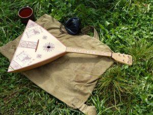Instrumentos musicales originarios de Rusia