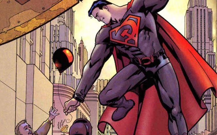 ¿De qué tratará la nueva película animada de DC Superman red son?