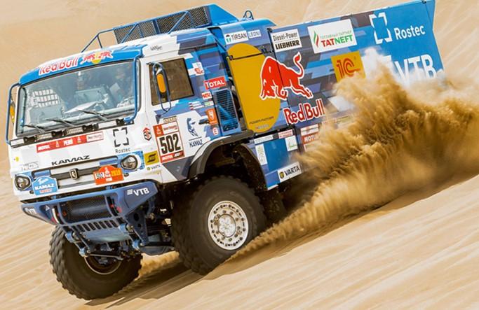 Conoce más sobre los camiones rusos KAMAZ