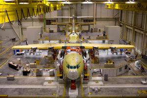 ¿Cuál es el campo de trabajo en la ingeniería aeronáutica?