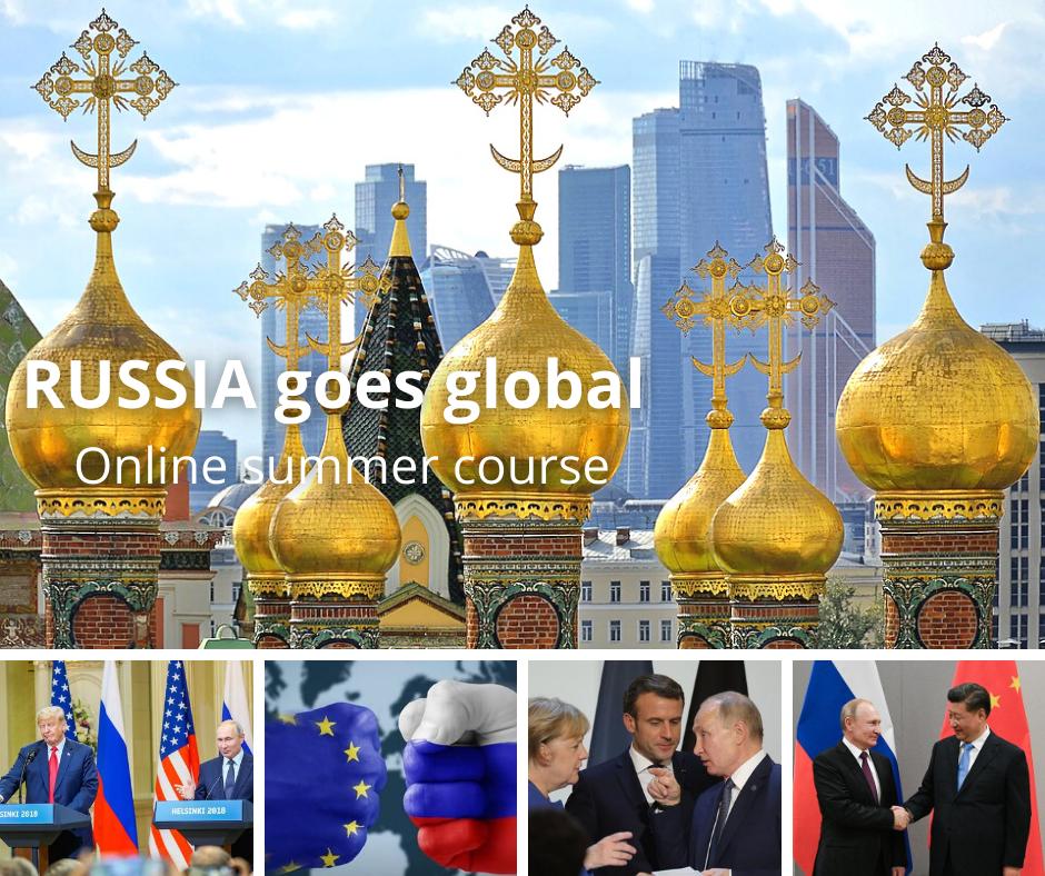 7 claves de la política exterior Rusa: Fundamentos y tendencias – Curso online
