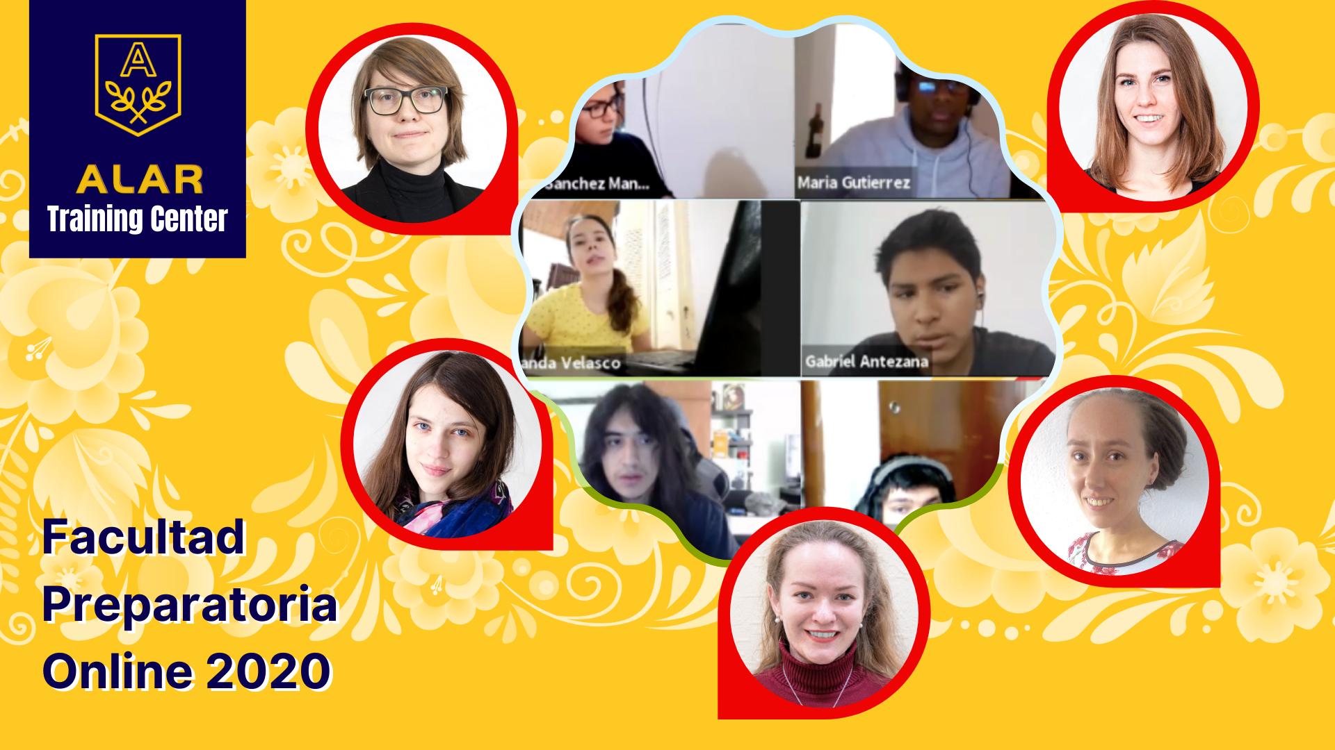 Facultad Preparatoria Online 2020 : Orgullosos del éxito de nuestros estudiantes