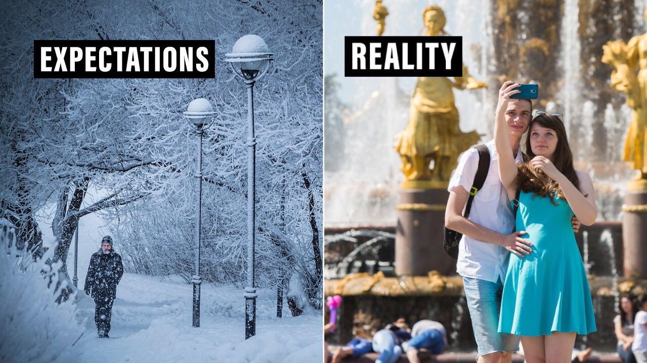 Expectativas vs realidades sobre Rusia
