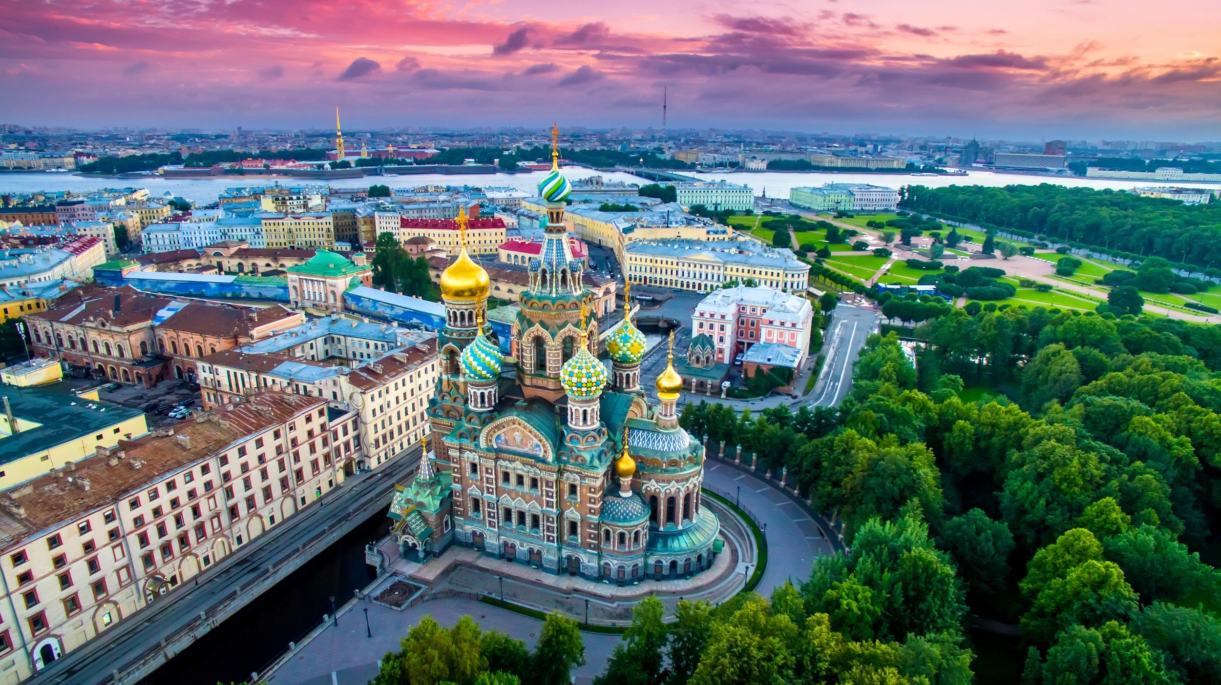 San Petersburgo: La ciudad museo