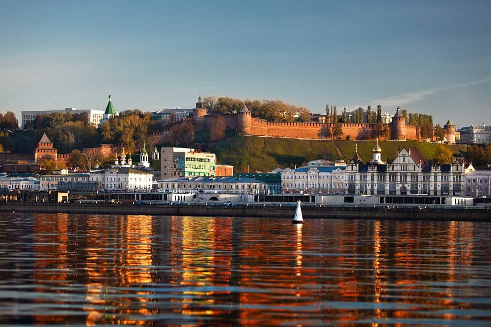 Nizhnii Nóvgorod: Uno de los principales centros industriales y culturales de Rusia
