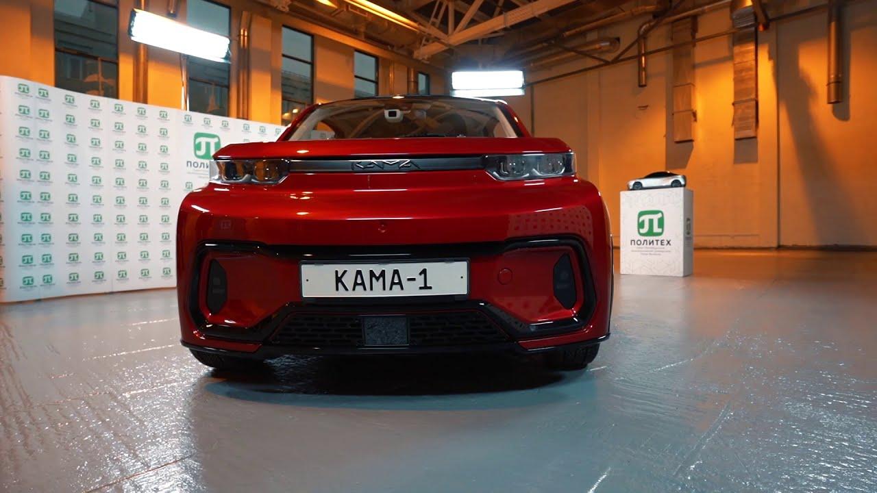 El primer automóvil eléctrico de Rusia que hace temblar a las corporaciones de autos eléctricos