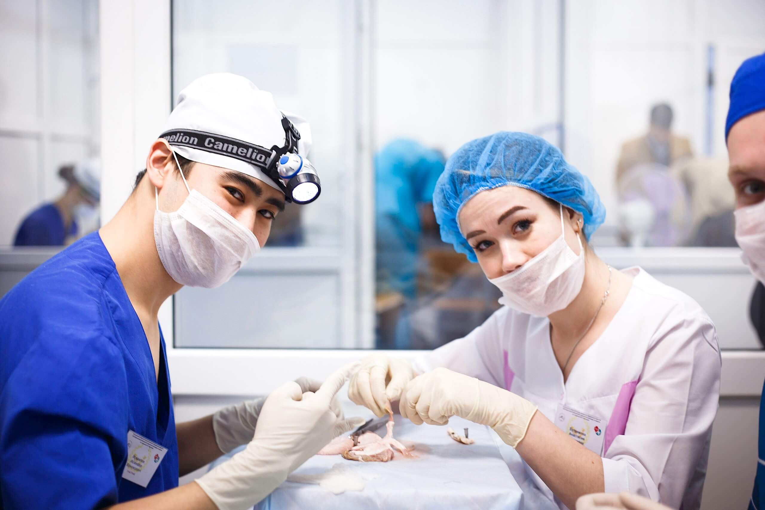 "Convocatoria admisión 2022 para estudiar Medicina en Inglés – Curso de preparación ""Foundation Course"""